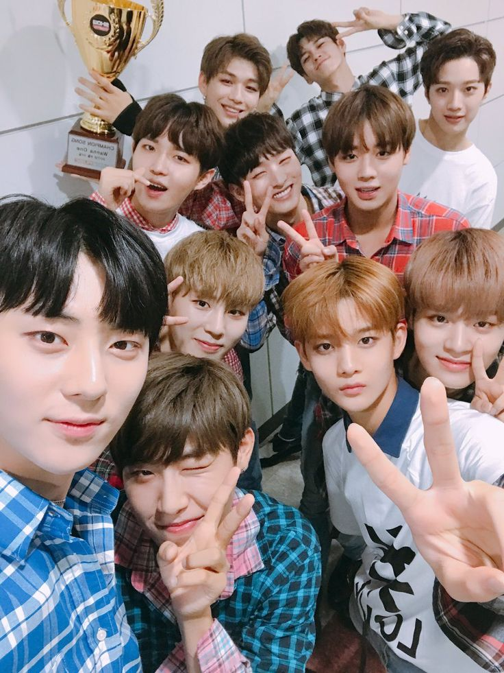 Wanna One (@WannaOne_twt) on Twitter