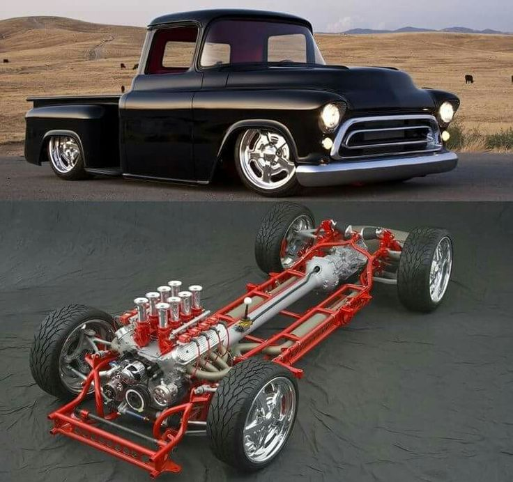 26 best Body / Chassis Swaps images on Pinterest | Classic trucks ...