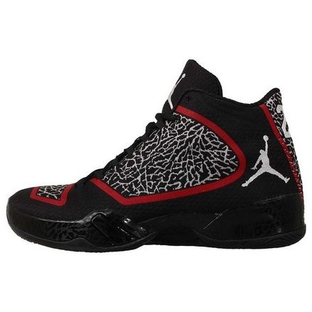 awesome Air Jordan XX9 29 Men Basketball Shoes New Black Red White - For  Sale