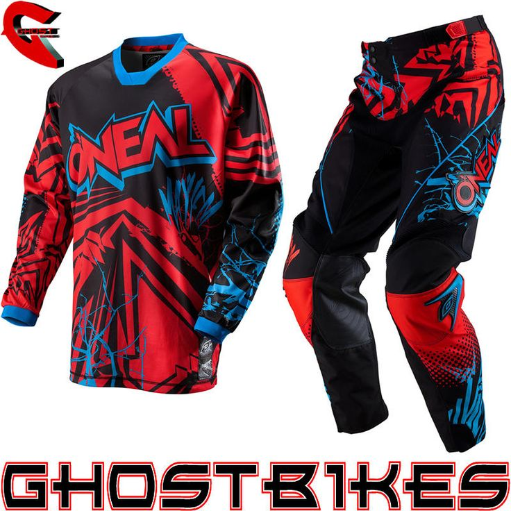 Oneal Mayhem 2013 Roots Red-Black Motocross Kit  Description: The Oneal Mayhem 2013 Roots Red/Black Motocross Kit is       packed with features..              Jersey Specification                      V-neck collar                    Multiple panel construction for an ergonomically correct cut and fit                    Sublimated graphics...  http://bikesdirect.org.uk/oneal-mayhem-2013-roots-red-black-motocross-kit-16/