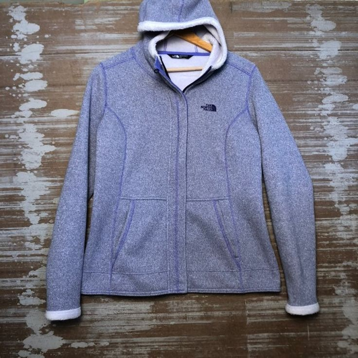 The North Face Banderitas Full Zip Jacket Size M Pit to