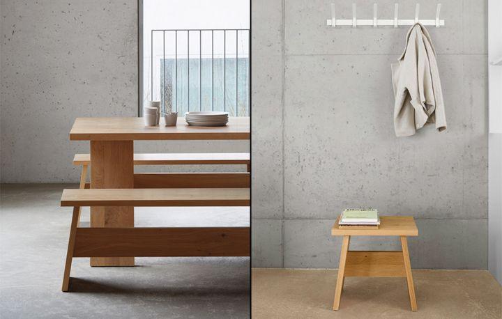 Coleção de móveis por David Chipperfield para e15 »Varejo blogue do design