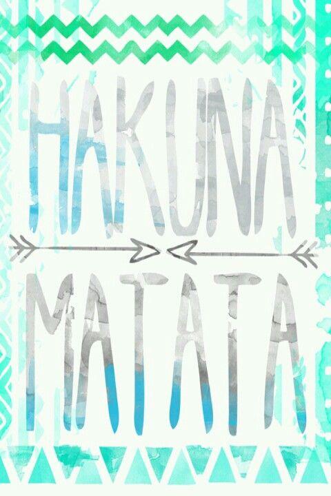 17 best ideas about hakuna matata song on pinterest hakuna matata lion king songs and king 3 - Signification hakuna matata ...
