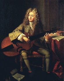 Marin Marais (31 May 1656, Paris – 15 August 1728, Paris) was a French composer and viol player.