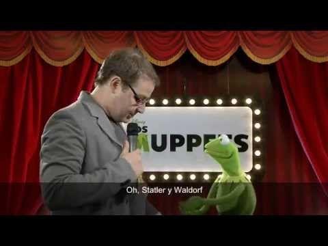 Los Muppets (The Muppets, 2011): ¡Entrevistamos en exclusiva a Kermit!