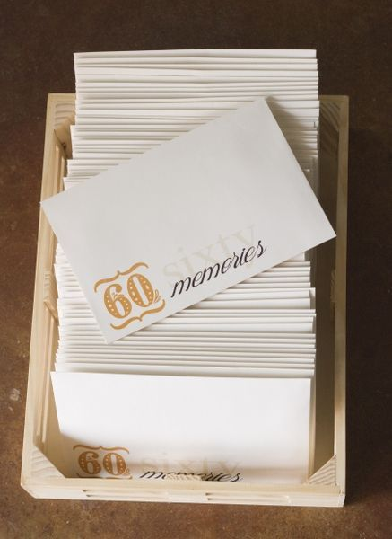 60th Birthday Party on Pinterest | Parties, Birthdays and 60th ...