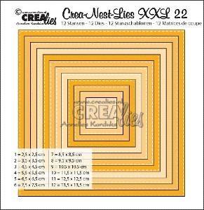 £15.99 Crea-Nest-Lies set stansen no. 22 XXL