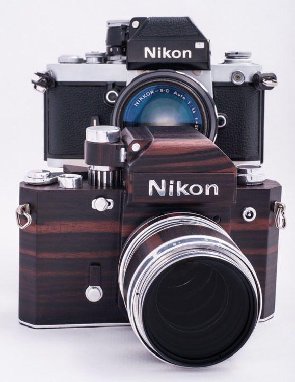 Pai e filho criam a F2D, uma câmera inspirada na saudosa F2