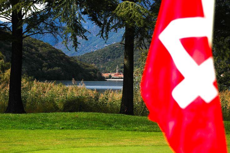 Mergozzo Course - Green 4 - Lake Mergozzo