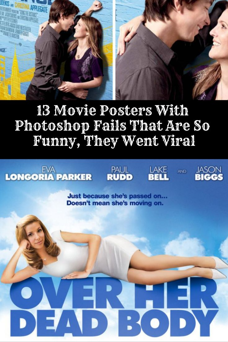 Not many people pay attention to movie posters and that's exactly where the most illogical and bizarre things can be fou…
