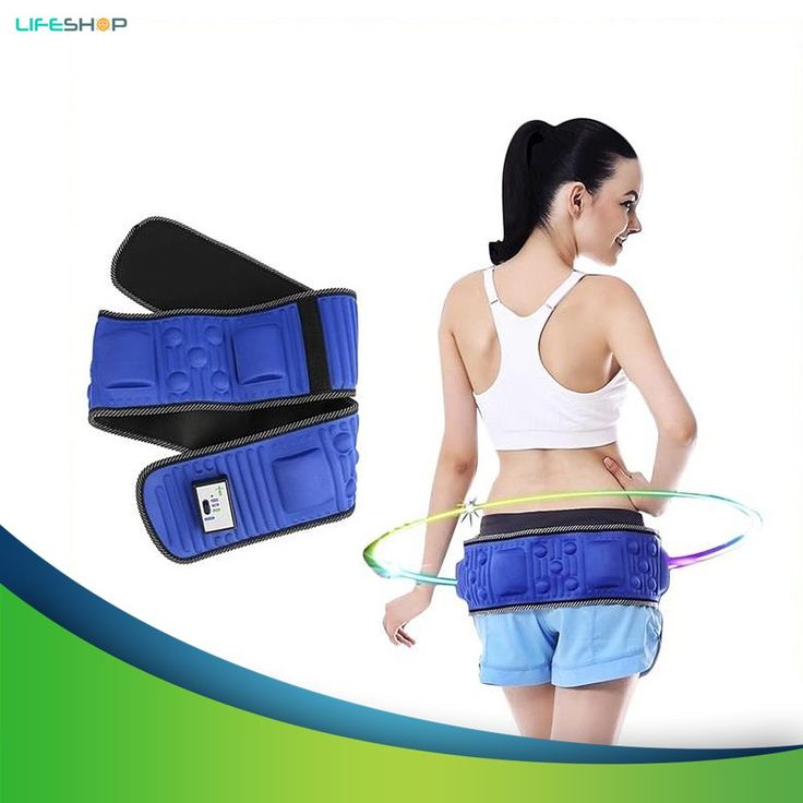 X5 Infrared Cellulite Toning Belt By LifeShop - Vibration Heat Fitness Weight Loss Waist Massager for Men & Women - Abdominal Trainer for Men - Butt Lift and Toner for Women. 5 high-quality motors evenly distribute,operating around the body to massage,vibrating deeply to release over-used muscle. Effective to fitness, massage, slim and ease fatigue. Convenient plug-in design. Give your entire rear end a perfect concentrated butt workout flexing all the nerves in the target rear end area...