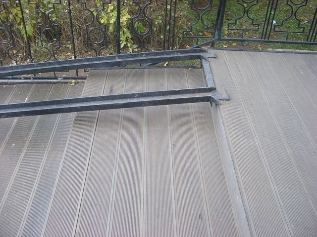 permanent waterproof wpc decking solution,wpc hollow decking,backyard install wood plastic decking,
