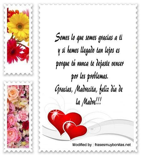 descargar mensajes bonitos para el dia de la Madre,mensajes de texto para el dia de la Madre: http://www.frasesmuybonitas.net/frases-por-el-dia-de-la-madre-para-twitter/