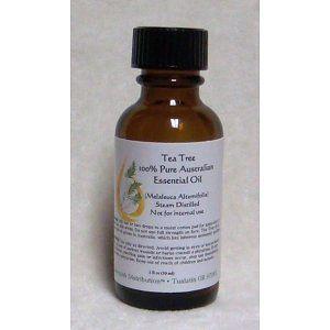 14EU Hipengroen - Sheepish Grins - Tea tree olie 30ml