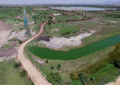 Planta de tratamiento Lago de Texcoco