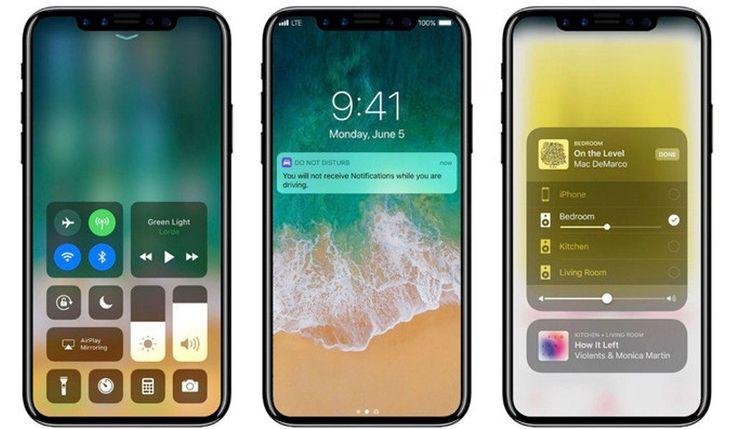 Produksi Apple iPhone 8 Berlayar OLED Diundur Hingga Akhir Tahun?