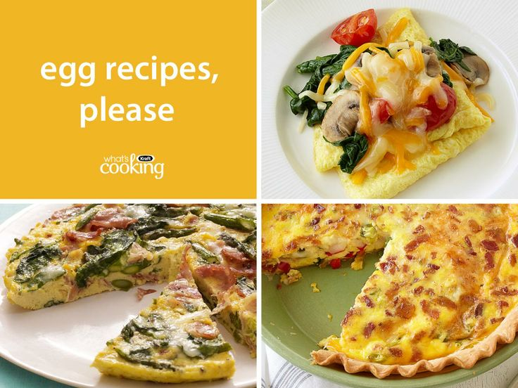 Recipe Breakfast Brunches Anytime Eggs Food Ideas