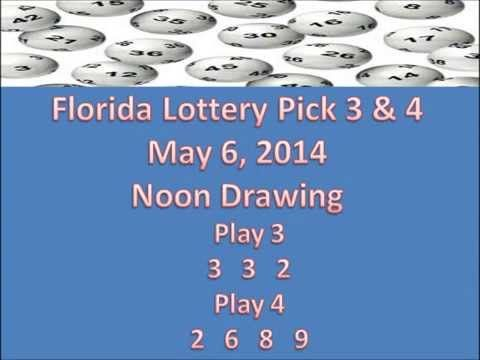 Florida Lottery May 14 2014 Play 3 Play 4 Picks Winning Numbers - (More info on: https://1-W-W.COM/lottery/florida-lottery-may-14-2014-play-3-play-4-picks-winning-numbers/)