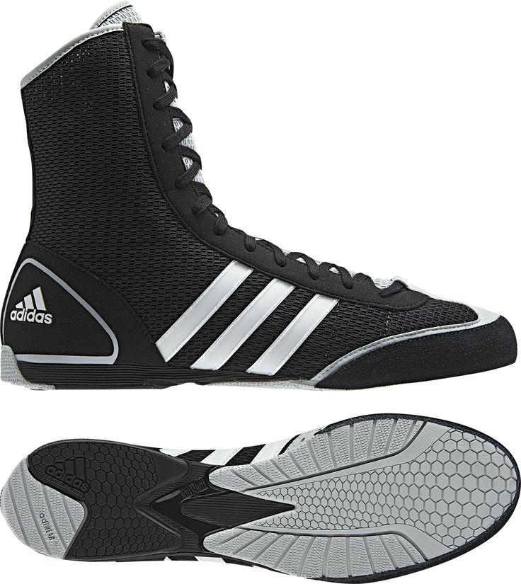 adidas Box Rival II Boxing Shoes