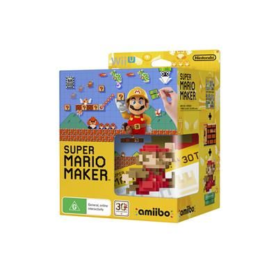 1. Super Mario Maker Limited Edition. For Jenny (and Meg?) too. A$79.