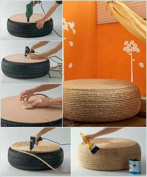 Good idea for recycling
