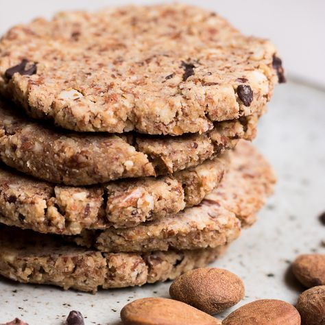 <p>I've gotten a lot of questions about what to do with nut milk pulp. Usually I use my almond pulp for cakes ...
