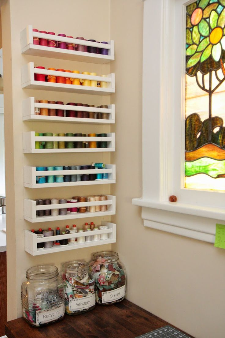 Saturday series: Show us your sewing space! | Minneapolis Modern Quilt Guild