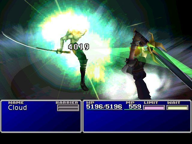 Final Fantasy VII Game Images