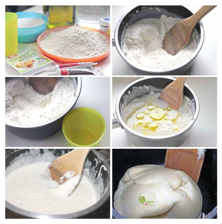 Pasta di sale: facile e veloce!