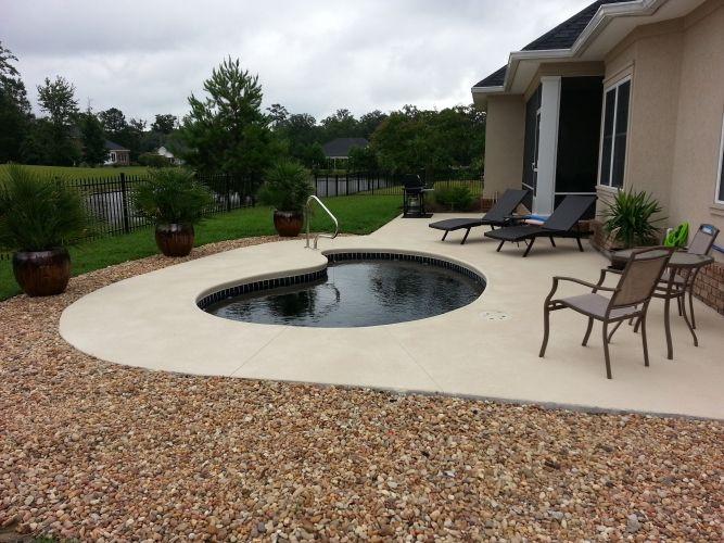 Best 25 Fiberglass Inground Pools Ideas On Pinterest Small Fiberglass Inground Pools