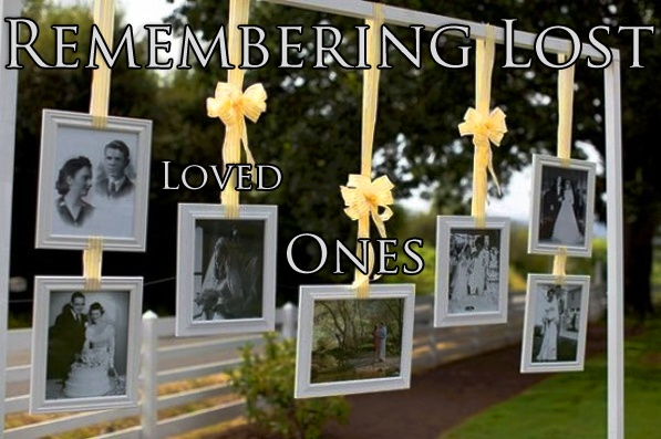 Brides and Grooms often want to find some way to bring a relative who has passed away into their wedding celebration, to honor their memory. There are many symbols to represent the lost loved one, here are a few ideas. Flowers are a lovely way to honor your missed loved one. Either ...