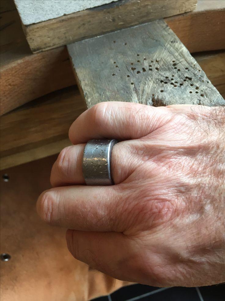 Large anneau Tantale
