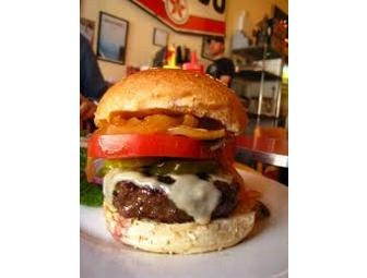 $25 Gift Certificate for Island Burgers and Shakes - One of our Favorite restaurants in Hell's Kitchen!