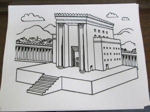 Rebuilding the Temple (2)  (King Josiah)