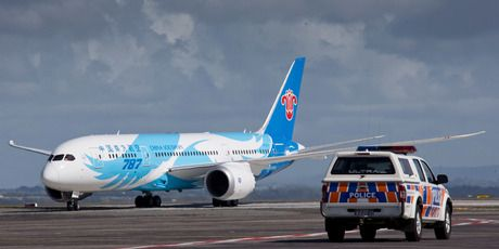 Dreamliner boost for NZ tourism