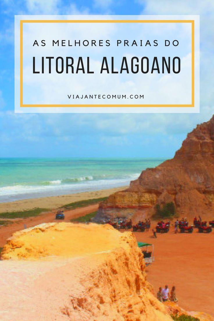 Que Alagoas é o paraíso das águas, isso todo mundo já sabe! Mas quais as melhores praias do litoral de Alagoas? Quais ficam mais próximas a Maceió? Quais praias merecem mais que um simples bate-e-volta?