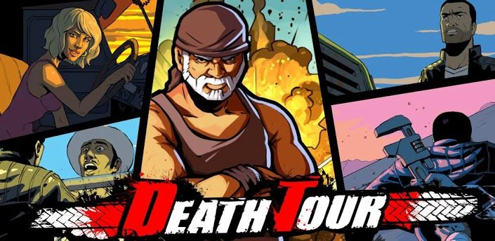 Death Tour v1.0.7 - Frenzy ANDROID - games and aplications