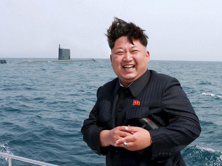 Resultado de imagen de kim jong un stickers telegram