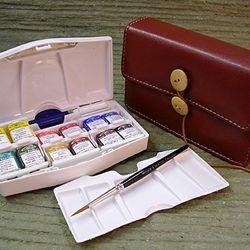 Winsor & Newton Artists' Watercolour - Pocket PLUS Traveller Set