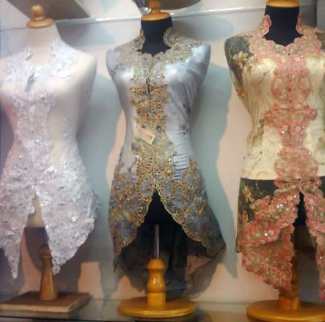kebaya | The kebaya is the national costume of Indonesia, although it is more ...