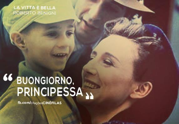 La Vita è Bella (A Vida é Bela, 1997) - Roberto Benigni