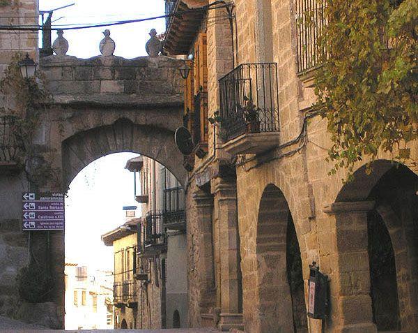 La Fresneda #Teruel