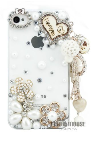A collection of girly iPhone cases. Love them all! @eBay #EbayCollection #FollowitFindit #ad