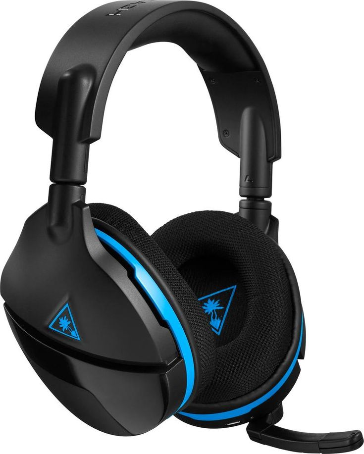 Turtle Beach - Stealth 600 Wireless Surround Sound Gaming Headset for PlayStation 4 and PlayStation 4 Pro
