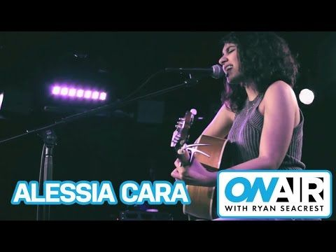 """Alessia Cara """"Wild Things"""" Acoustic 