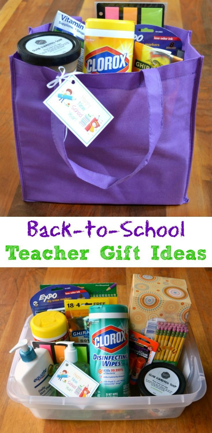 The start of the school year is the perfect time to show your support and help teachers stock necessities for the classroom. These gift ideas are items teachers truly need and appreciate. #ad #SK