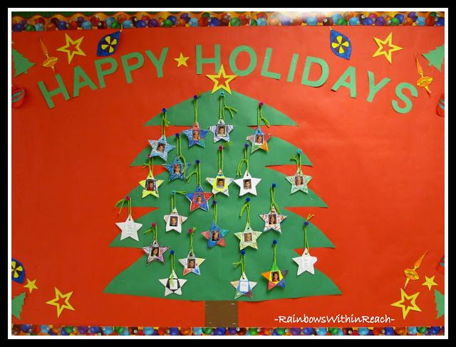 17 Best Ideas About Holiday Bulletin Boards On Pinterest