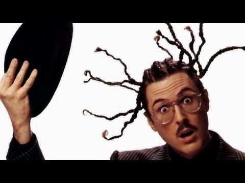 """Weird Al """"Word Crimes."""" I disagree with his stance on the Oxford comma, but overall, very well done!"""