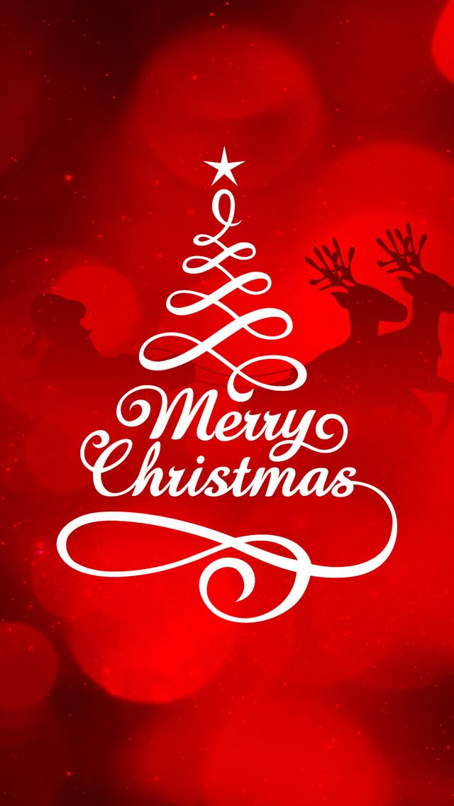Merry Christmas #iPhone #5s #Wallpaper | http://www.ilikewallpaper.net/iphone-5-wallpaper/,enter it to get more ..
