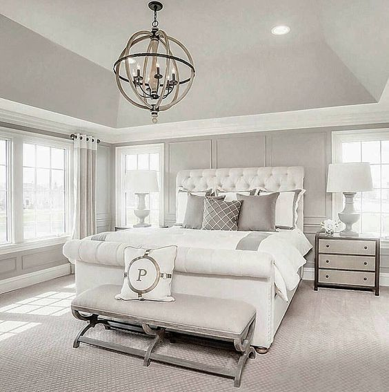 Interior Design Ideas Grey Bedroom Bedroom Apartment Decorating Ideas Interior Design Bedroom Layout Bedroom Ceiling Design Types: Best 25+ Bedroom Ceiling Lights Ideas That You Will Like On Pinterest